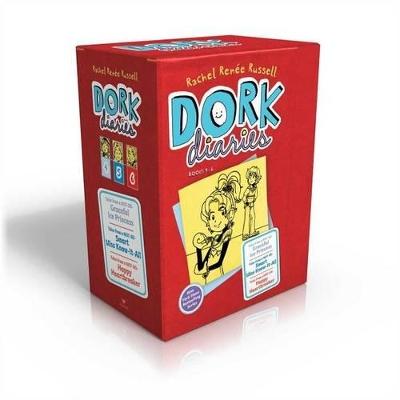 Dork Diaries Box Set (Books 4-6) by Rachel Ren Russell