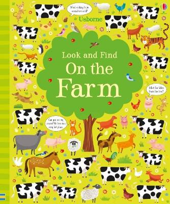 Look and Find on the Farm by Kirsteen Robson