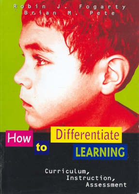 How to Differentiate Learning by Robin Fogarty