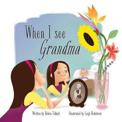 When I See Grandma book