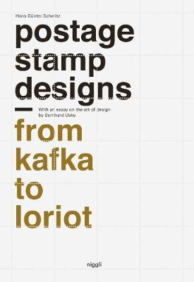 Postage Stamp Designs: From Kafka to Loriot book