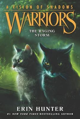 Warriors: A Vision of Shadows #6: The Raging Storm book