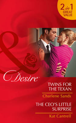 Twins For The Texan by Charlene Sands