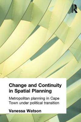 Change and Continuity in Spatial Planning book