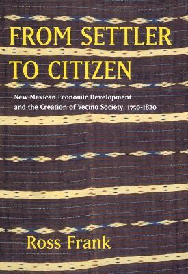 From Settler to Citizen book