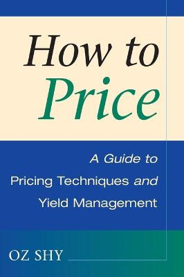 How to Price book