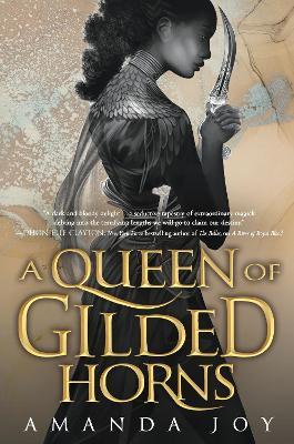 A Queen of Gilded Horns book