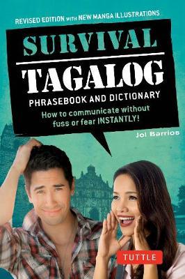 Survival Tagalog by Joi Barrios