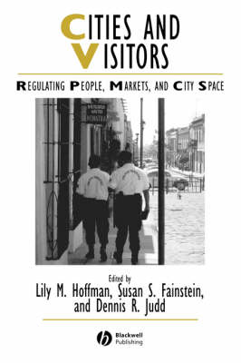 Cities and Visitors by Lily M. Hoffman