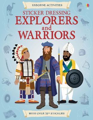 Sticker Dressing Explorers and Warriors by Struan Reid