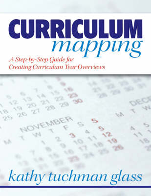Curriculum Mapping by Kathy Tuchman Glass