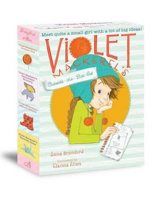 Violet Mackerel's Outside-The-Box Set by Anna Branford