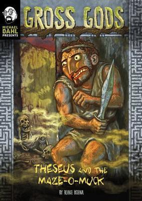 Theseus and the Maze-O-Muck book