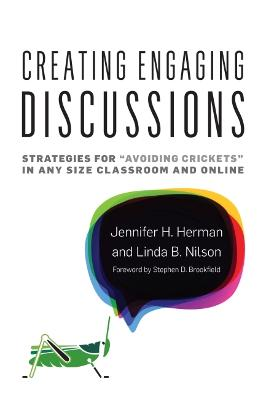 Creating Engaging Discussions by Jennifer Herman