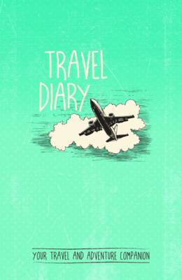 Travel Diary book