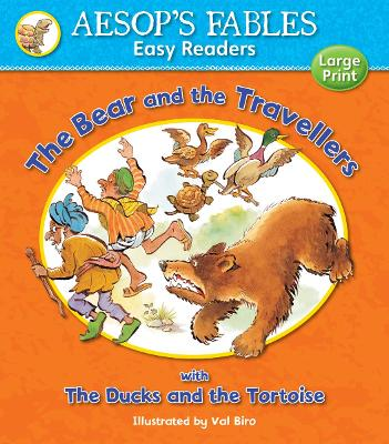 The Bear and the Travellers by Sophie Giles