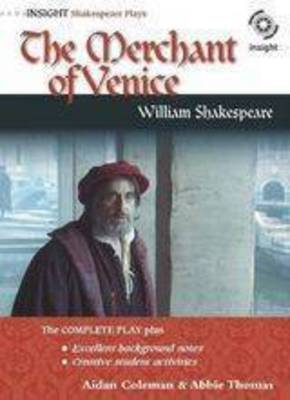 The Merchant of Venice by William Shakespeare by Aidan Coleman