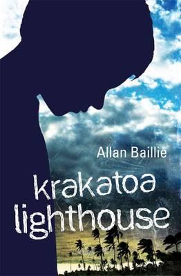 Krakatoa Lighthouse by Allan Baillie