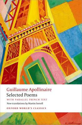 Selected Poems by Guillaume Apollinaire