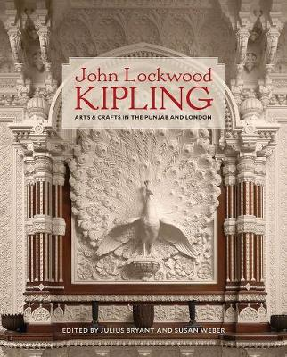 John Lockwood Kipling by Julius Bryant