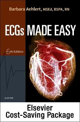 Ecgs Made Easy - Book and Pocket Reference Package by