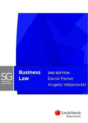 LNSG: Business Law by David Parker