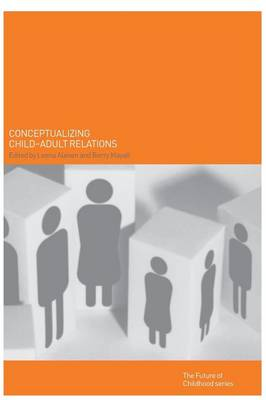 Conceptualising Child-Adult Relations book