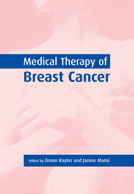 Medical Therapy of Breast Cancer book
