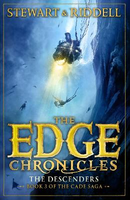 Edge Chronicles 13: The Descenders by Paul Stewart