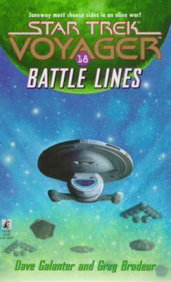 Battle Lines by Dave Galanter