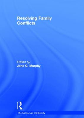 Resolving Family Conflicts book