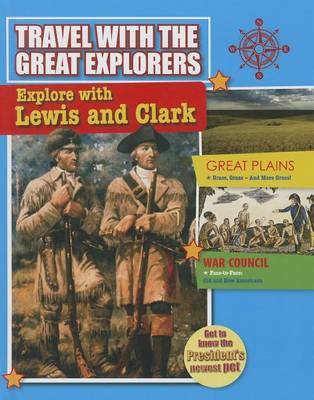 Explore with Lewis and Clark by Tim Cooke