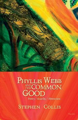 Phyllis Webb and the Common Good book