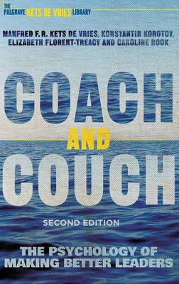 Coach and Couch 2nd edition by Manfred F. R. Kets de Vries