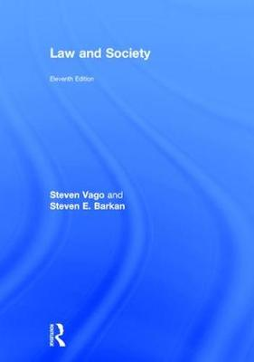 Law and Society book