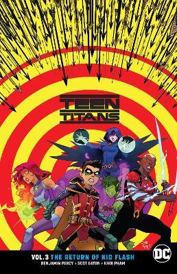 Teen Titans Volume 3: Rebirth book