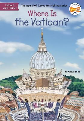 Where Is the Vatican? book
