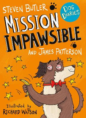Dog Diaries: Mission Impawsible by Steven Butler