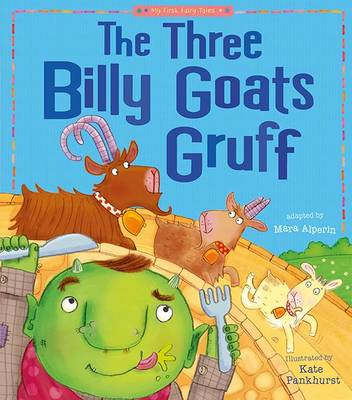 The Three Billy Goats Gruff by Tiger Tales