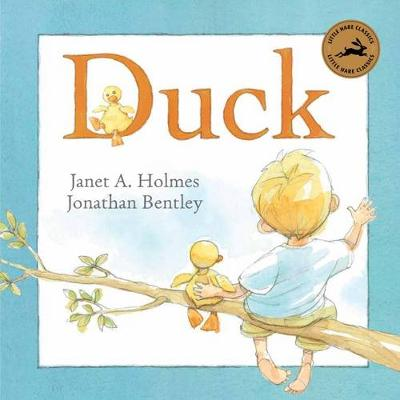 Duck by Janet A. Holmes