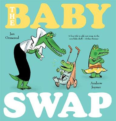The Baby Swap by Jan Ormerod