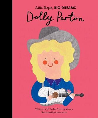 Dolly Parton by Isabel Sanchez Vegara