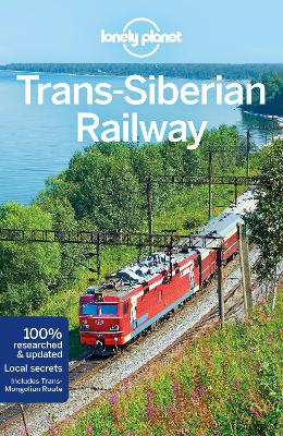 Lonely Planet Trans-Siberian Railway book