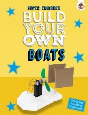 Build Your Own Boats book