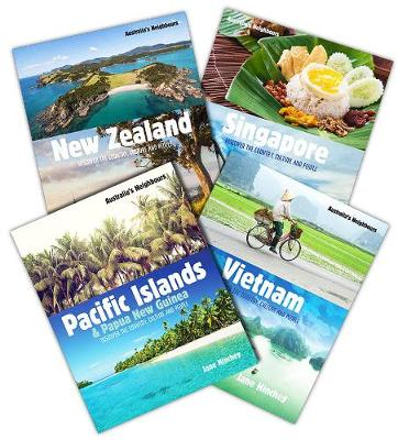 Australia's Neighbours Paperback Pack 1: New Zealand, Singapore, Vietnam, Pacific Islands and Papua New Guinea by Jane Hinchey