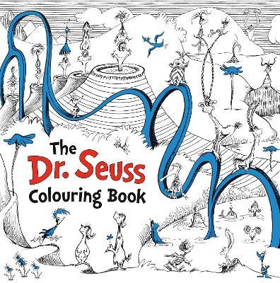 Dr. Seuss Colouring Book by Dr. Seuss