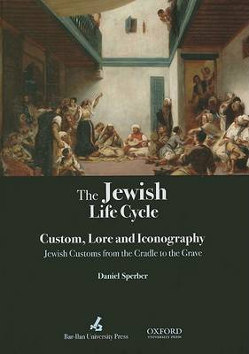 Jewish Life Cycle book