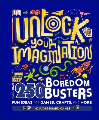 Unlock Your Imagination book