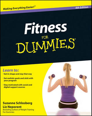 Fitness For Dummies by Suzanne Schlosberg