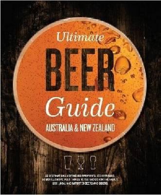 Ultimate Beer Guide book
